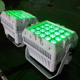 Heiße 20X15W 5in1 imprägniern LED-NENNWERT Licht