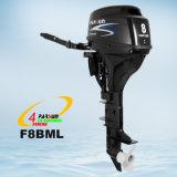 F8bml、8HP 4打撃耕うん機制御、手動開始および長いシャフトの船外モーター
