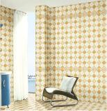 Azulejo de la porcelana del azulejo de la pared interior de la inyección de tinta de la buena calidad 5D para el material de construcción