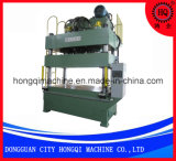 100t cuatro columnas prensa hidráulica Máquina