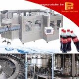 Gás automático planta de engarrafamento carbonatada da bebida