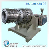Installa facilmente la riga di plastica dell'espulsione del tubo del PVC della macchina dell'espulsore