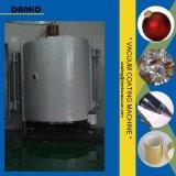 Dispositif d'enduction en plastique de machines de placage de vide de PVD avec la ligne UV