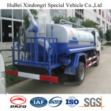 acqua dell'euro 3 di 4cbm 4ton Dongfeng che trasporta il camion dello spruzzatore con il motore diesel