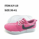 卸売(FFXJY-2)のための新しいスポーツの靴の女性の注入の偶然靴