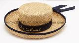 2016 Moda personalizado sombrero de paja / Sombrero de sol (DH-LH9118)