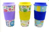 BPA geben Eco Bambusfaser-Becher frei (YK-BC1017)