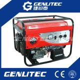 100% kupferner Drehstromgenerator-beweglicher Benzin-Generator 1kVA bis zu 8kVA