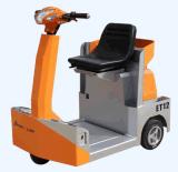 2017 zette het Nieuwe Product 1.2t Elektrische Tractor