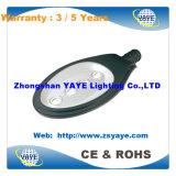 Yaye 18 (유효한 와트: 보장을%s 가진 12W-320W) 7200lm 크리 사람 60W 옥수수 속 LED 가로등 Meanwell 5명 년 & 운전사