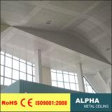 タイルの天井の金属の天井のアルミニウムによって中断されるクリップ