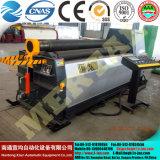 Venda quente! Máquina de rolamento hidráulica da placa do CNC Mclw12CNC-6*2000
