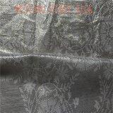 Tela misturada de seda de Lurex, tela misturada metálica de seda