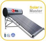 コンパクトな非圧力太陽給湯装置