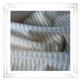 Tissu de trellis de filament, approprié au tissu de robe de mariage