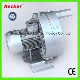 ventilador Ventilador-Regenerative da canaleta do Ventilador-Lado do anel de 4BHB220A22 1.5KW