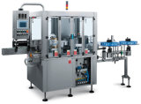 PLC는 생산 라인을%s 접착성 레테르를 붙이는 기계를 통제한다