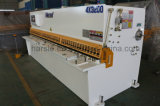 QC12y-6*3200 유압 깎는 기계, 판금 그네 광속 깎는 기계