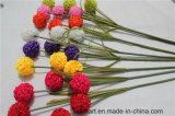 装飾のための人工絹のアジサイの花の花の球