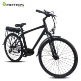 36V 250W MID Drive Mountain Electric Bike met All Suspension