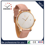 人および女性、Relojのための水晶ステンレス鋼の方法腕時計