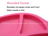 De Vrije Mat van de Zuiging van het Silicone BPA, de Baby van het Silicone Placemat Sm42