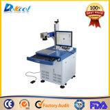 Verschiedene Faser-Laser-Markierungs-Gravierfräsmaschine-Markierungs-Schmucksachen/Gläser/Befestigungsteile/Selbstteile Plastiktasten-