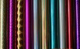 Taille normale chaude de clinquant d'estampage de film d'impression de transfert thermique de couleurs