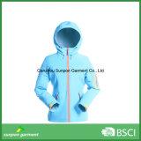 Подгоняйте куртку Softshell с спортами высокой эффективности напольными