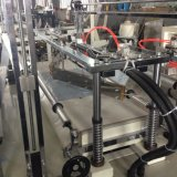 Plastikstaubbeutel, der Maschine herstellt, dem Deckel-Beutel zu entsprechen herstellt Maschine