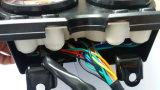 Ww-7205 Lifo Instrumento de la motocicleta, motocicleta Speedmeter, ABS, 12V