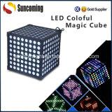 Свадьба Украшение Дискотека Красочный 3D LED Cube