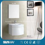 Vanité chaude de salle de bains de vente avec le bassin (SW-1317)