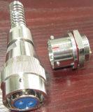 Connecteurs serrés de protection de la série Fqn18 IP67 de l'eau