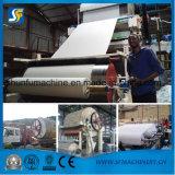 Tipo crescent de alta velocidad precio de la máquina de la fabricación de papel de tejido de tocador