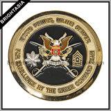 3D Two Sides Souvenir Gold Coin для Policeman (BYH-10796)