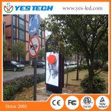 P4, schermo di visualizzazione del segno di pubblicità esterna LED di colore completo di P5mm