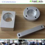Peça fazendo à máquina personalizada do CNC com material da liga de alumínio