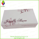 PVC coloré Packaging Cardboard Box pour Shoe