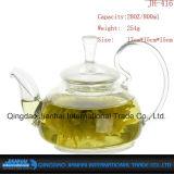 Qualitäts-Glasflaschen-Tee-Set mit Griff und Deckel
