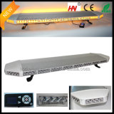Diodo emissor de luz Lightbar de Aluminum Chassis de prata 48 '' para Law Enforcement Vehicle