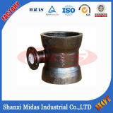 Chinease fonte ductile Socket Fabricant de raccords de tuyauterie