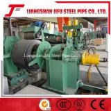 高周波溶接の鋼管の生産ライン