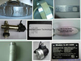 工場のアルミ合金レーザーのマーカー