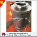 Pipes circulaires magnétiques économiques de séparation pour l'extraction ferreuse en métal