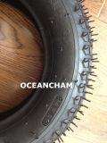 4pr Wheel Barrow Tyre와 Tube (3.50X8)