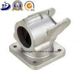 Fonte grise d'OEM/carter de valve de fer/corps malléables moulant par le fer de moulage