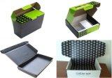 Salvar el rectángulo del conjunto del envío con 5 capas de cartón corrugado