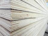 [17مّ/18مّ] دافئ أبيض [هبل] خشب رقائقيّ مع [0.5-0.8مّ] [هبل] قشرة