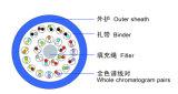 no cabo de fibra óptica de uma comunicação do estoque UTP Cat5 de China